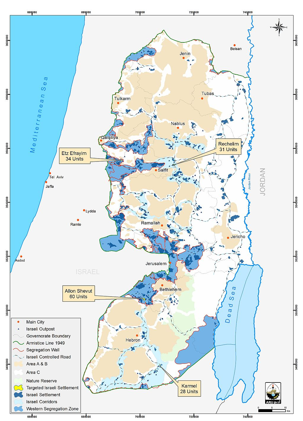 Israel extends plans for new settler homes in the occupied West