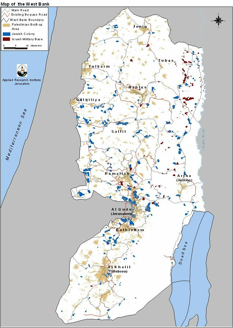"Intermediary Report for the ""Monitoring Israeli Colonizing ... on"