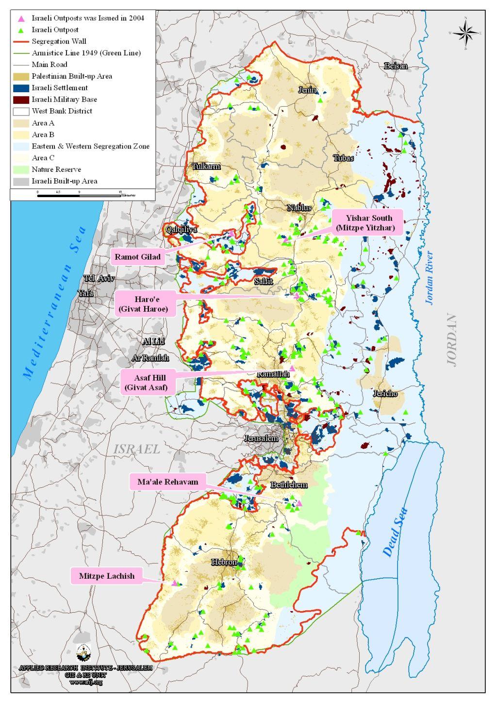 Israel Jerusalem Karte.Israel Misleads And Manipulates The International Community