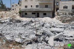 التقرير الشهري حول الانتهاكات الإسرائيلية في القدس المحتلة خلال أيار- 2016