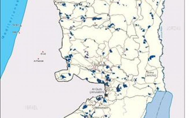 Monitoring Israeli Colonization activities in the West Bank and Gaza (February 2000-February 2002)