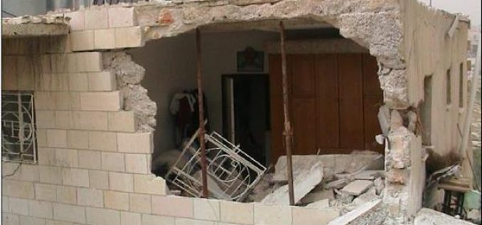 Devastations of Bethlehem district <br> &#8220;An act of Israeli Vandalism &#8220;