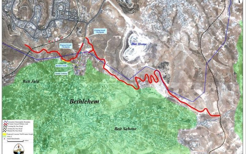House demolition alert in Beit Sahour