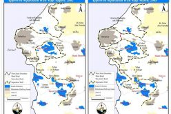 The Segregation Wall … New map provided for the wall by the IOF