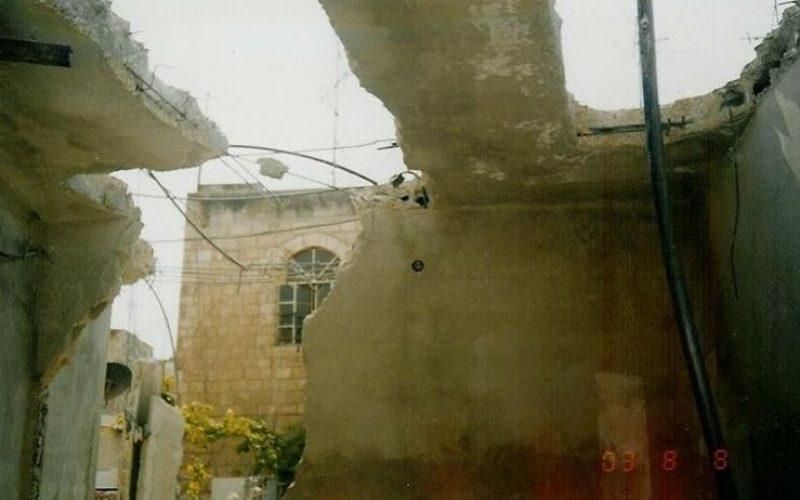 The fever of house demolition in Jerusalem