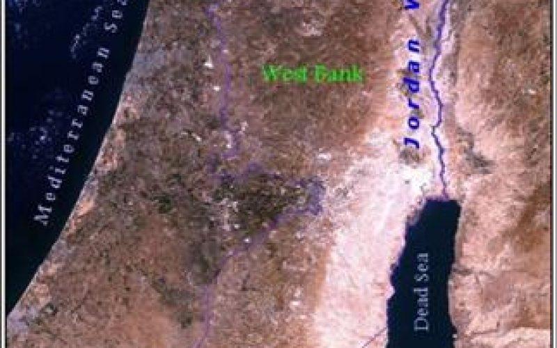 Assault on the Jordan Valley