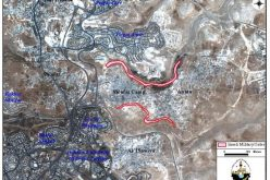 The Wall strangulates 'Anata and cuts off Shu'fat camp