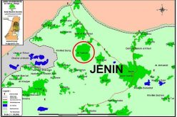 Israeli army's terror and Sabotage actions in Al Yamun town, Jenin District