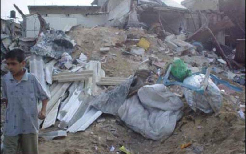 Violating international laws … Disproportionate re-incursion of Palestinian communities in Gaza Strip