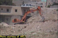 New Developments on the East & Southeast Terrains of Bethlehem Governorate