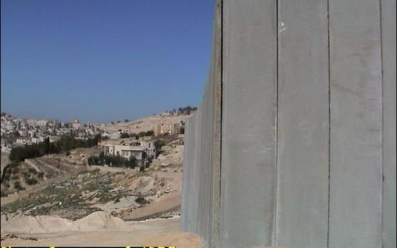 Ar Ram: a Palestinian town facing the threat of the Segregation Wall