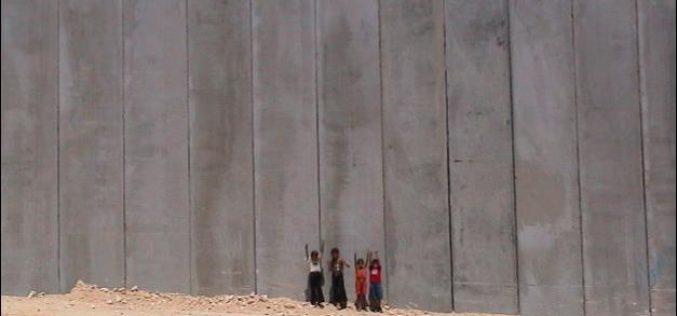 الجدار الفاصل في محافظة بيت لحم