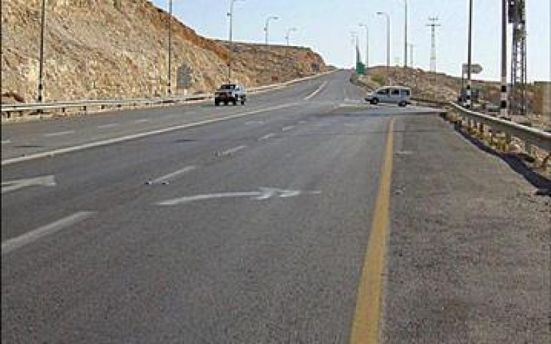Israeli Proposed Road System in the West Bank.. A Road Web from Hell..