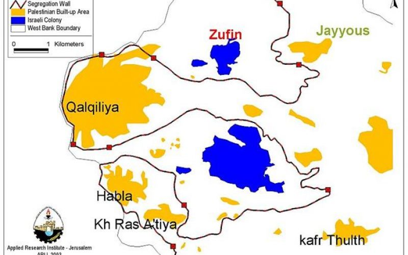 Israel Begins New Settlement on Stolen Land in the West Bank Village of Jayyus