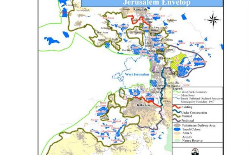 "Israel to Activate ""Absentee Property Law"" to Steal Palestinian Lands in Occupied East Jerusalem"