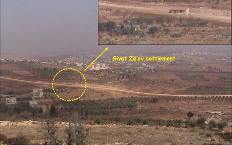 Biddu village strangulated between the jaws of the Segregation Wall
