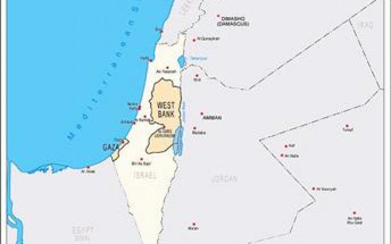 منطقة حي المعني شرق دير البلح … منطقة معزولة عن العالم الخارجي