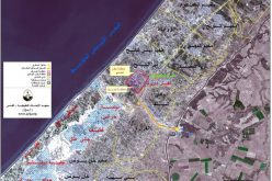 تدمير مستمر لمنطقة حكر الجامع – دير البلح