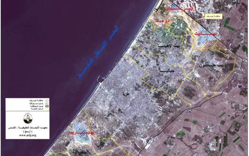 المياه العادمة والتدهور البيئي في شمال قطاع غزة