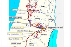Israel persist on coercing realities on Palestinians and the Road Map