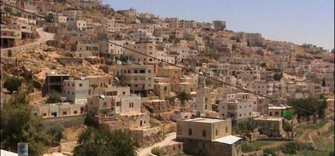 The Segregation Wall threatens the lands of Artas Village, Southwest Bethlehem City !!!