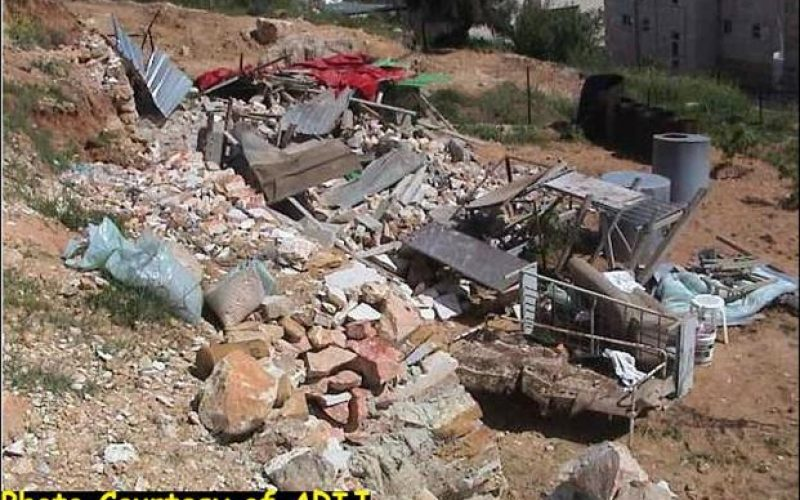 Beit Jala and the Israeli Methodic House Destruction Policy !