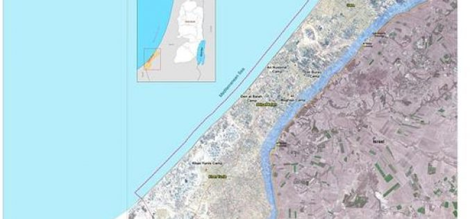The Israeli Unilateral Disengagement Plan from the Gaza Strip, A step toward the achievement of the security of Israel and to imprisons the Palestinians in the biggest prison in the history