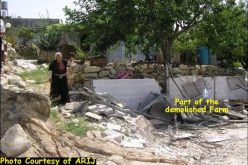 Israeli house demolition campaigns continue against residents of Al Walajeh Village