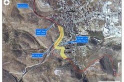 قوات الاحتلال الإسرائيلي تصادر مساحات واسعة من أراضي قريتي الخضر و أرطاس لصالح استكمال بناء جدار الفصل العنصري