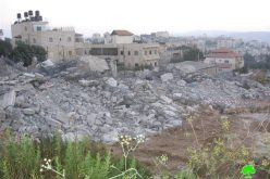 House demolition cases and testimonies from Jerusalem