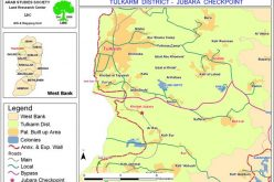Jubara and Hawara checkpoints: a barrier not a link