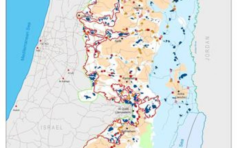 The Israeli Colonization activities in the Palestinian Territory during the 4th Quarter of 2006