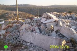 House demolition warnings in Qarawat Bani Hassan – Qalqiliya