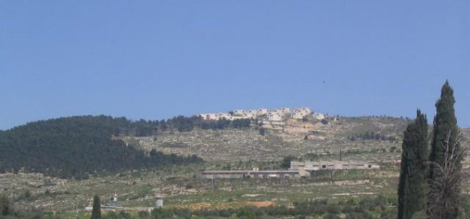 The Colony of Itamar and its Threat on the Palestinian Existence in East Nabuls