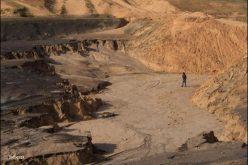 الكارثة البيئية في قرية أم النصر