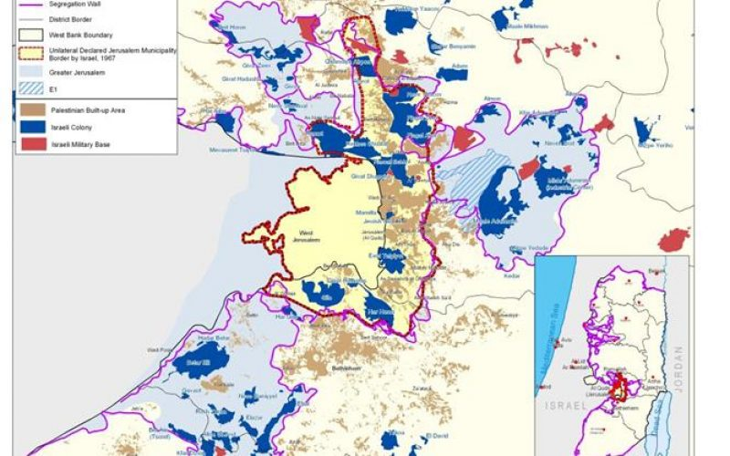 Israel resumes its systematical policy of demolishing Plaestinian houses in East Jerusalem