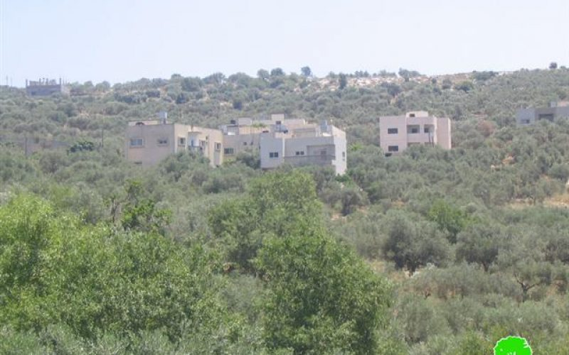 Yasuf  village homes threatened of demolition by the Israeli occupation