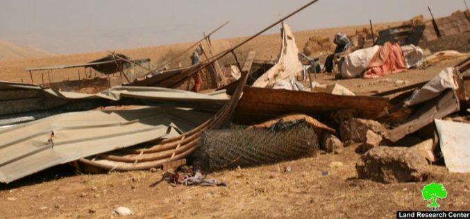 حملة التطهير العرقي في الأغوار مستمرة بوتيرة عالية