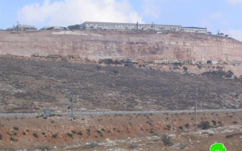 More Israeli pollution – caused factories are to be built in Salfit Governorate