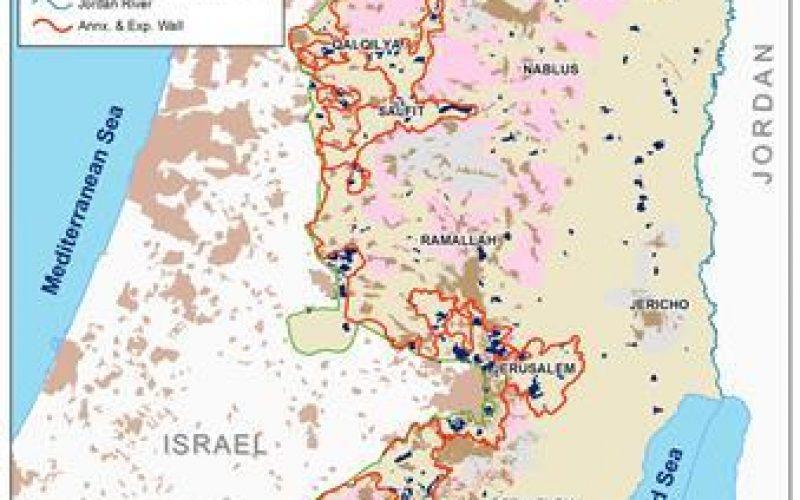 الانتهاكات الإسرائيلية  في الأراضي الفلسطينية المحتلة خلال عام 2007