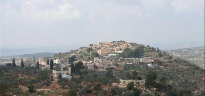 """Declared as State Land"" <br> New Israeli Military Orders Targeting Palestinian Lands in Al Jaba'a &#038; Wadi Fukin villages Southwest Bethlehem city"