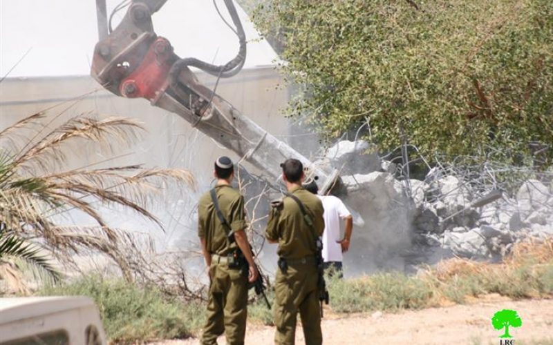 السياسة المائية الإسرائيلية في الأغوار كوسيلة للاستيلاء على الأراضي الفلسطينية
