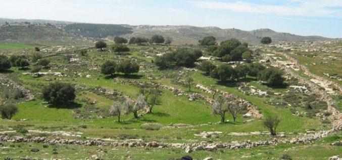 Deir Razih's land under constant threat by Otni'el settlers