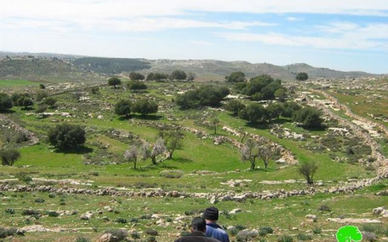 Deir Razih's land under constant threat by Otni'el settlers