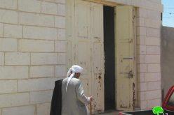 إخطارات بهدم مساكن في بلدة بيت عوا
