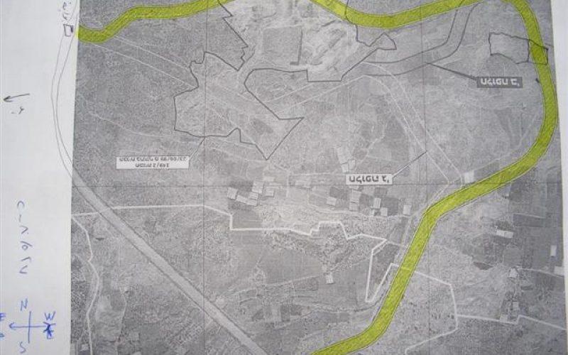 جيش الاحتلال الإسرائيلي ينوي تعديل مسار جدار العزل في قرية جيوس