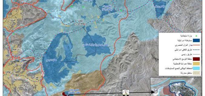 أكثر من 6000 وحدة سكنية في كيدار  <br> &#8221; إسرائيل تعزز مخطط الجدار الفاصل حول القدس لتكثيف البناء &#8220;
