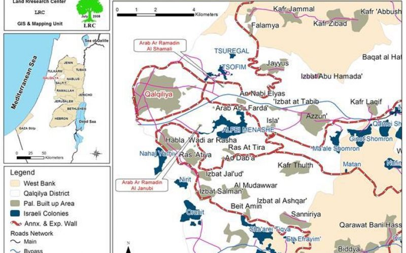 The Occupation continue warning habitat constructions in Al Ramadien Al Shamali and Al Ramadien Al Janoubi