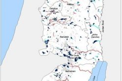 (ARIJ) refutes the report of the Israeli occupation authorities, which accuses the Palestinians of polluting the environment and water sources