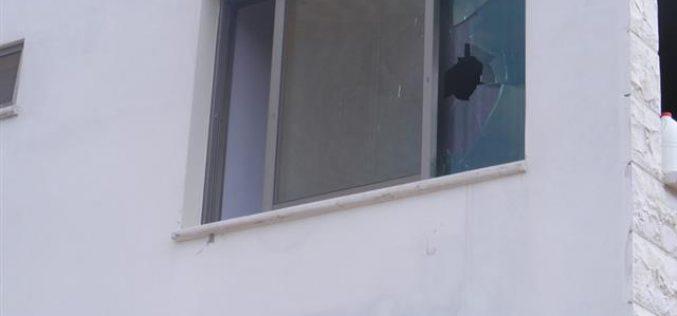 المستوطنون الاسرائيليون يهاجمون قرية كفر الديك ويعتدون على سكان القرية